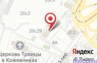 Схема проезда до компании Редакция Журнала «Информатизация и Связь» в Москве