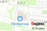 Схема проезда до компании Агентство по продаже билетов в Москве