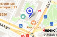 Схема проезда до компании ДИЗАЙН-СТУДИЯ ИМА-ДИЗАЙН в Москве