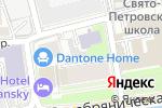 Схема проезда до компании Независимость в Москве