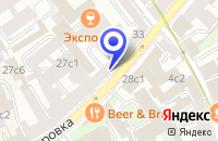 Схема проезда до компании БУРОВАЯ КОМПАНИЯ БАЛТИЙ в Москве