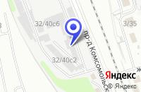 Схема проезда до компании АВТОТЕХЦЕНТР НА КАЛАНЧЕВКЕ в Москве