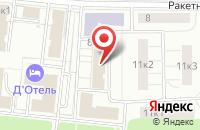 Схема проезда до компании Медиабюро в Москве