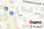 Схема проезда до компании Мособлстройпоставка в Москве