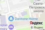 Схема проезда до компании HRS в Москве