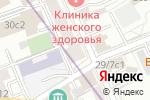 Схема проезда до компании Региональная Юридическая служба в Москве