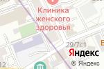 Схема проезда до компании Bronx в Москве