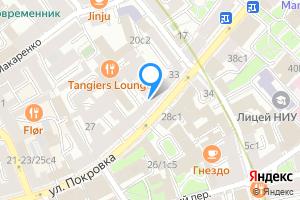 Снять комнату в Москве м. Курская, улица Покровка, 31