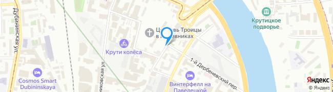 переулок Кожевнический 2-й