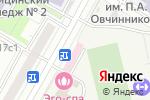 Схема проезда до компании Арена в Москве