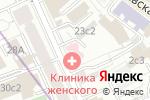 Схема проезда до компании S Media С Медиа в Москве