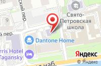 Схема проезда до компании Редакция Журнала Крокодил в Москве