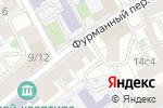 Схема проезда до компании Городская коллегия адвокатов №9 в Москве