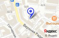 Схема проезда до компании ПРОЕКТНО-СТРОИТЕЛЬНАЯ КОМПАНИЯ СПЕЦСТРОЙСЕРВИС-92 в Москве