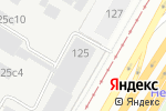 Схема проезда до компании Касперсп в Москве