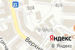 Схема проезда до компании Покров в Москве