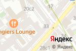 Схема проезда до компании РУБИН в Москве