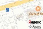 Схема проезда до компании Цветочный салон в Москве