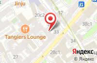 Схема проезда до компании Центр Реализации Социально-Экономических Программ в Москве