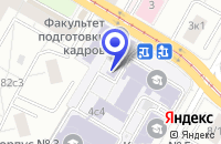 Схема проезда до компании ДИЗАЙНЕРСКАЯ ФИРМА 3D EVERMOTION в Москве