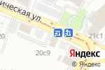 Схема проезда до компании СТ Стройиндустрия в Москве