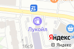 Схема проезда до компании Интех в Москве