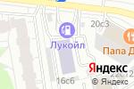 Схема проезда до компании Defa в Москве