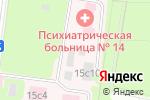Схема проезда до компании АлкоСпас в Москве