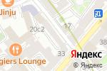 Схема проезда до компании НТЦ АтомПромТехнология в Москве
