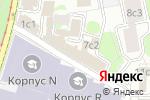 Схема проезда до компании СушиХит в Москве