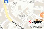 Схема проезда до компании ЗелАК-Недвижимость в Москве