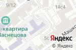 Схема проезда до компании Международный университет восстановительной медицины в Москве