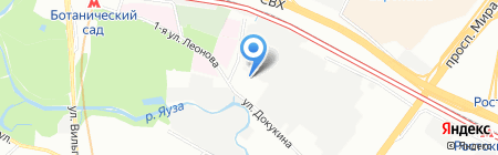 Альтернатива на карте Москвы