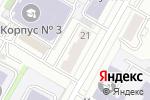 Схема проезда до компании Генбанк в Москве