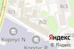 Схема проезда до компании Солнечный залив в Москве