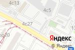 Схема проезда до компании Катхат Импэкс в Москве