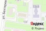 Схема проезда до компании Детская Мягкая Школа в Москве