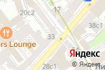Схема проезда до компании Ассоциация водоснабжения и водоотведения Московской области в Москве