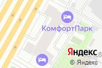 Схема проезда до компании Kandy в Москве