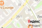 Схема проезда до компании ПОСАДСКИЙ в Москве