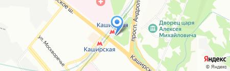 Диалант.ру на карте Москвы