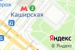 Схема проезда до компании Диалант.ру в Москве