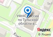 Межрайонная инспекция Федеральной налоговой службы России №11 по Тульской области на карте