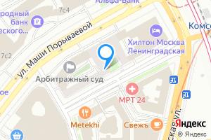 Снять комнату в Москве м. Красные ворота, улица Маши Порываевой, 38