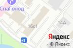 Схема проезда до компании OK! в Москве