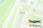 Схема проезда до компании Административно-техническая инспекция Северо-Восточного административного округа в Москве