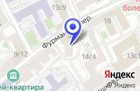 Схема проезда до компании  МОСКОВСКИЙ ФИЛИАЛ ИЖЕВСКИЙ МОТОЗАВОД в Москве