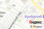 Схема проезда до компании Ренесанс в Москве