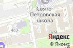 Схема проезда до компании Красильно-отделочная фабрика в Москве