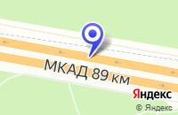 Схема проезда до компании АЗС № 195 в Москве
